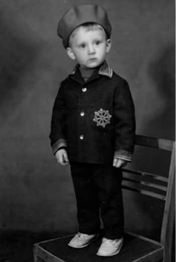 Анатолий Белый в детстве
