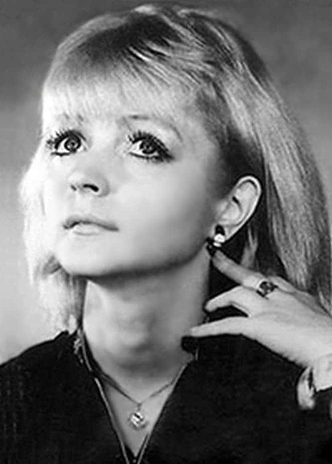 Наталья Стриженова
