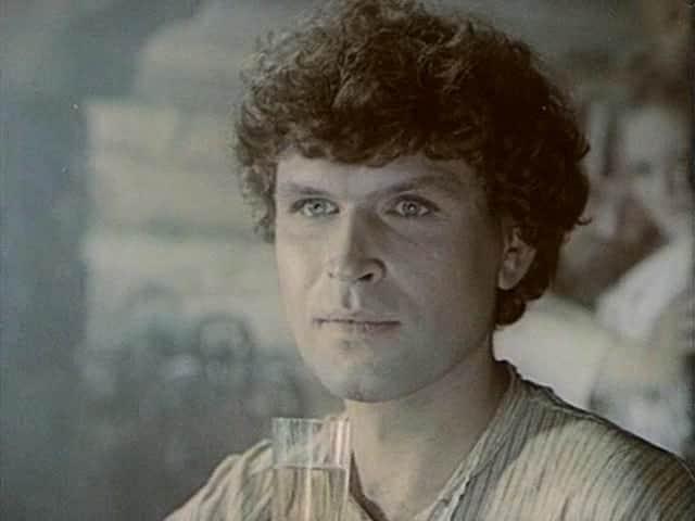 Вадим Спиридонов в молодости