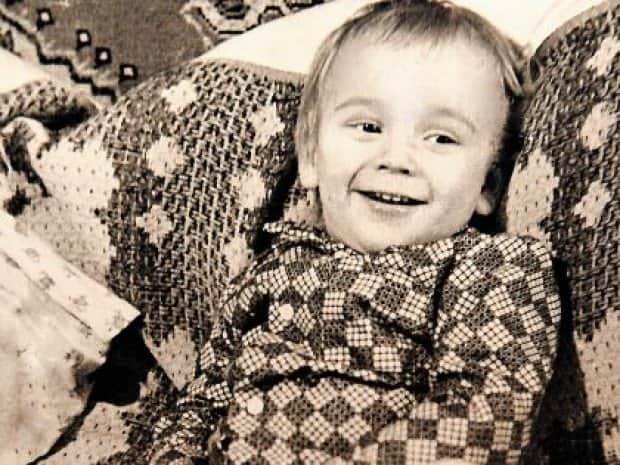 Дмитрий Миллер в детстве
