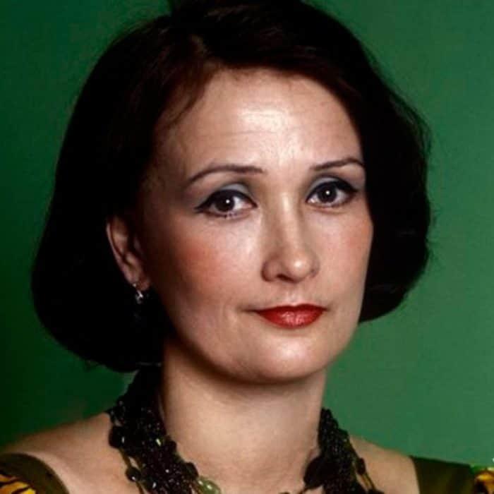 Зинаида Кириенко в молодости