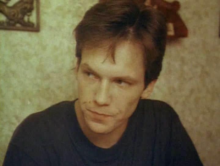 Дмитрий Щербина в молодости