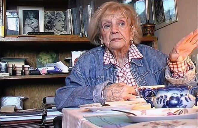 Марина Алексеевна Ладынина