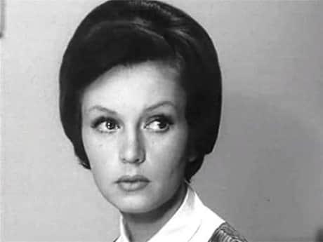 Валентина Титова в молодости