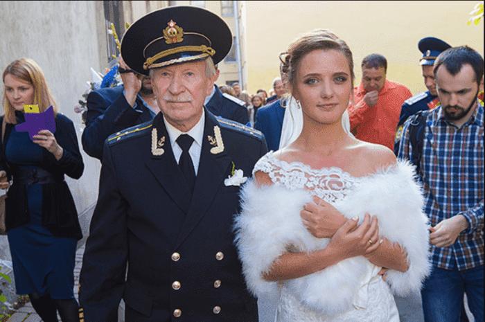 Свадьба Ивана Краско с молодойНатальей
