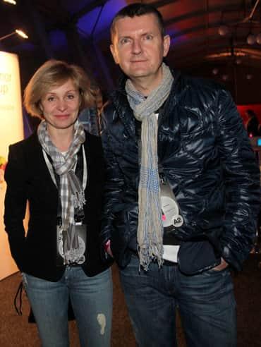 Татьяна Аксюта с мужем Юрием