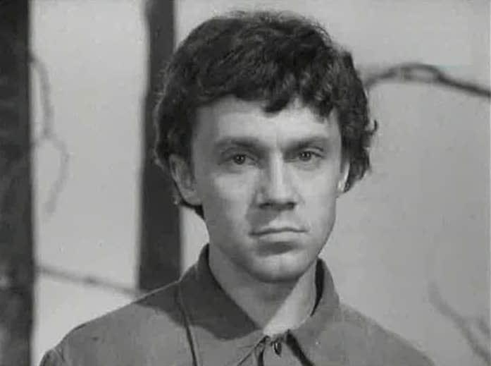 Молодой Александр Леньков