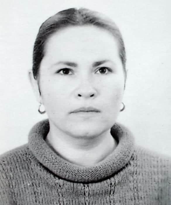Молодая Нина Усатова