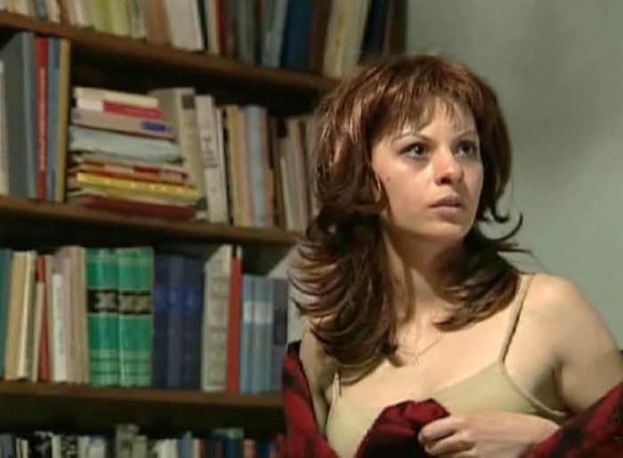 """Ирина Лачина в фильме """"Леди бомж"""""""