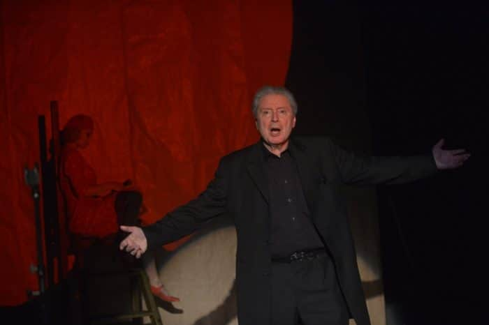 Вениамин Смехов в театре