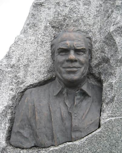 Памятник Ивану Рыжову