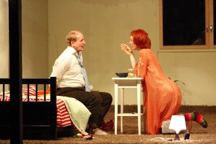 Амалия Мордвинова в театре