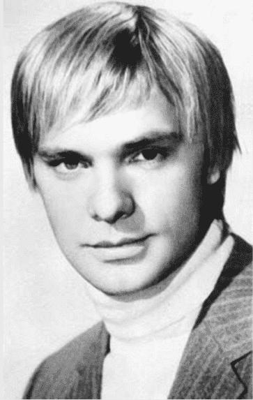 Олег Видов в юности