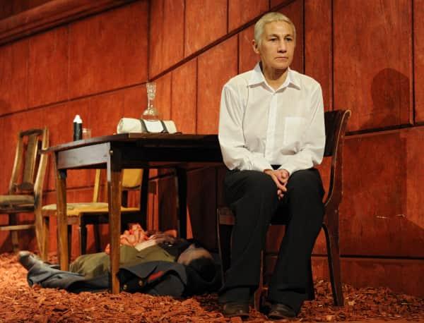 Роза Хайруллина в театре