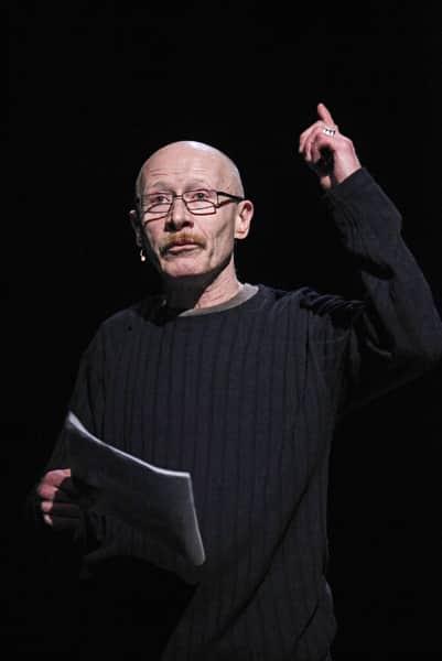 Виктор Проскурин в театре