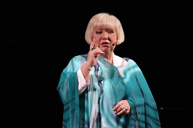 Светлана Крючкова в театре