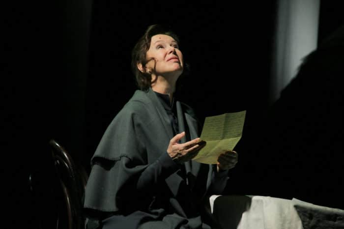 Евгения Симонова в театре