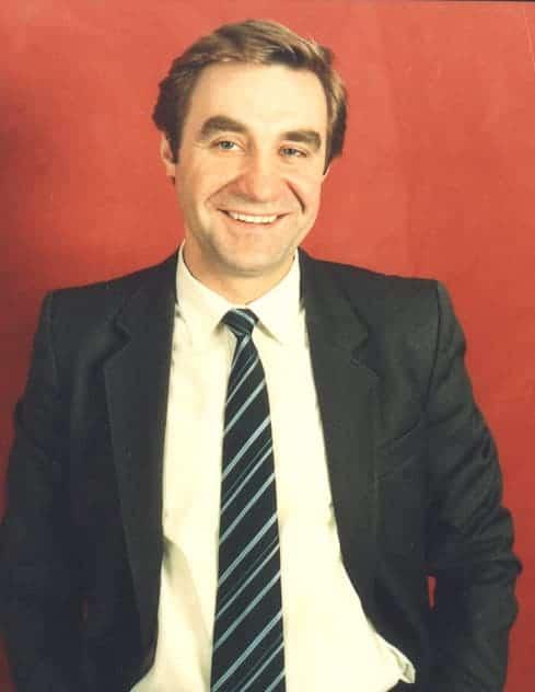 Анатолий Васильев в молодости