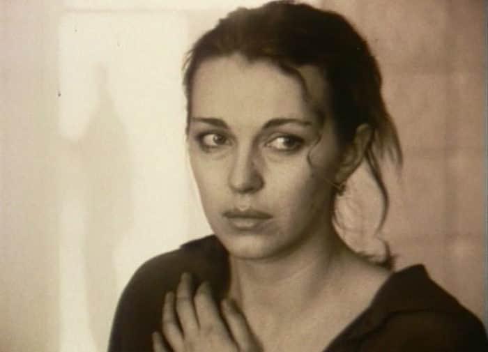 Татьяна Лютаева в молодости