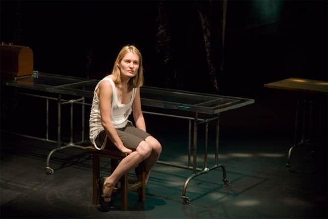 Виктория Толстоганова в театре