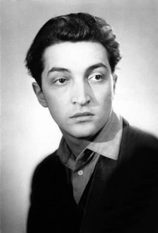 Михаил Козаков в юности
