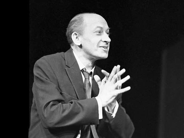 Евгений Евстигнеев в театре