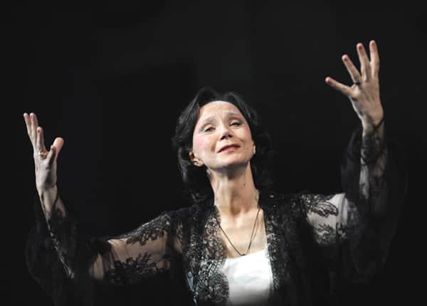 Ирина Купченко в театре