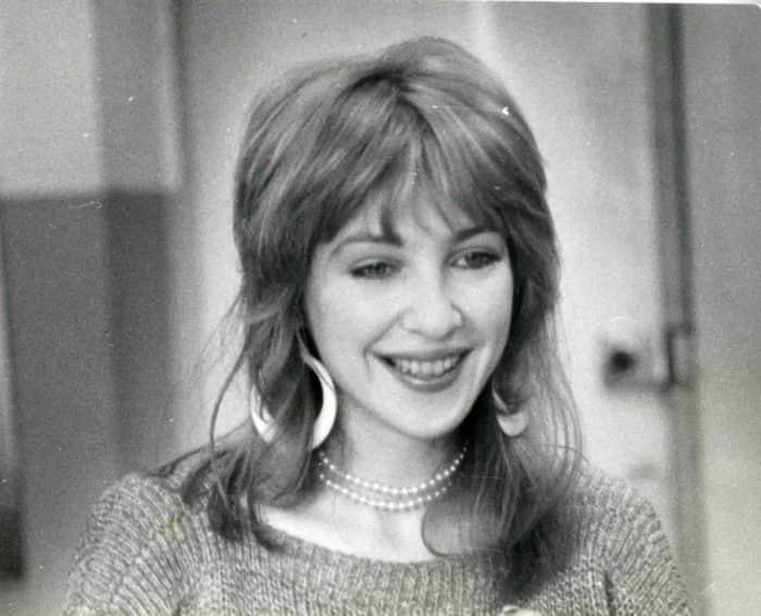 Екатерина Семенова в юности