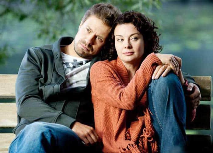 Сергей Перегудов и его жена