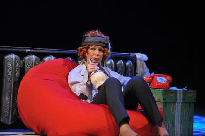 Татьяна Васильева в театре