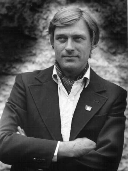 Борис Щербаков в молодости