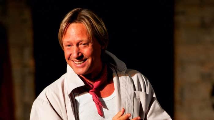 Дмитрий Харатьян в театре