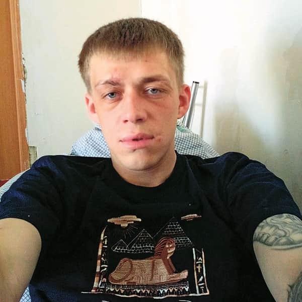 Сын Яны Трояновой - Николай