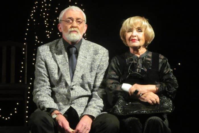 Ада Роговцева в театре