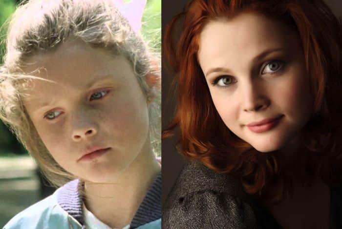 Екатерина Вуличенко в детстве и юности