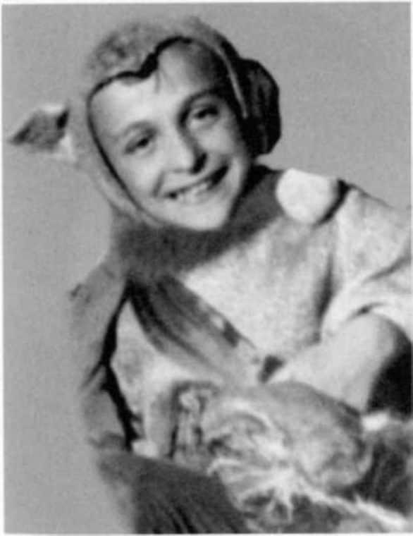 Ролан Быков в детстве