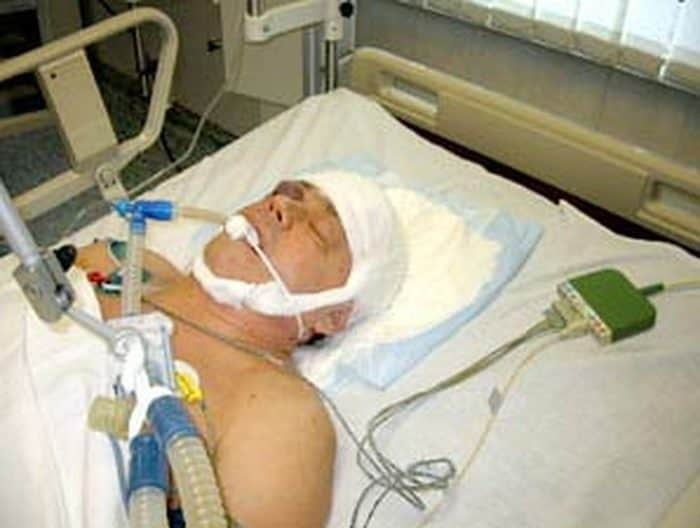 Николай Караченцов в коме после аварии