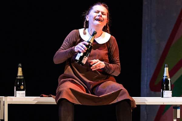Мария Голубкина в театре