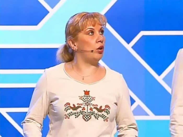 Марина Гавриловна Федункив
