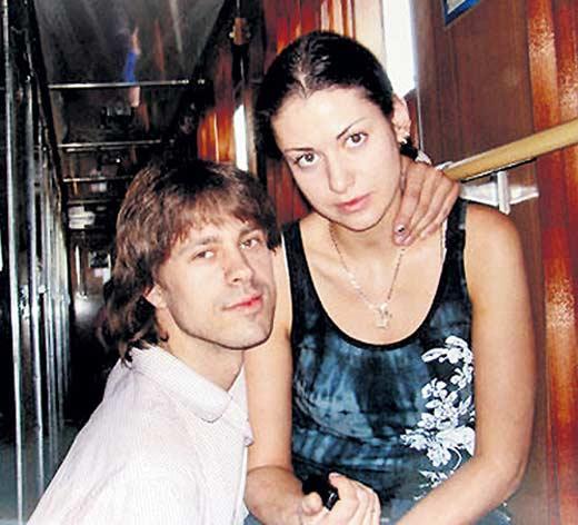 Сергей Перегудов и Анна Ковальчук