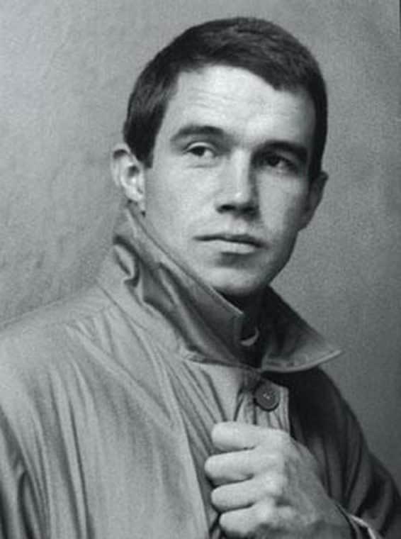 Сергей Гармаш в молодости