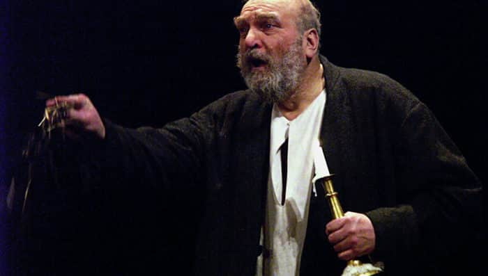 Алексей Петренко в театре