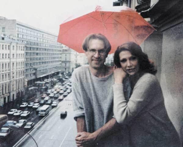 Елена Майорова и Сергей Шерстюк