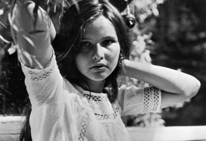 Татьяна Друбич в детстве