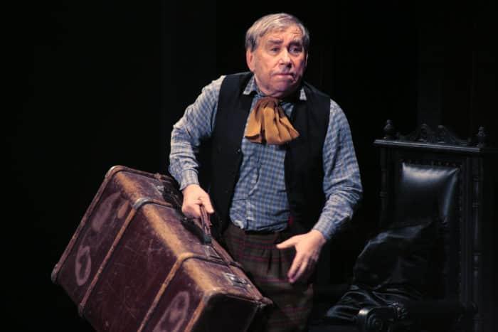 Михаил Светин в театре