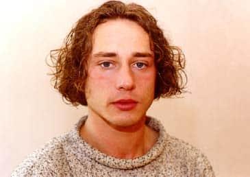 Дмитрий Исаев в юности