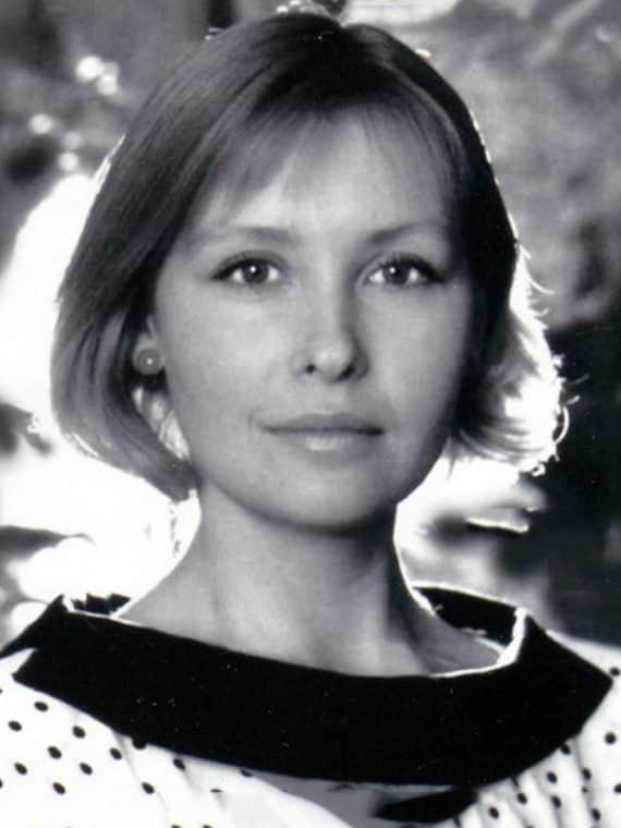 Светлана Рябова в молодости