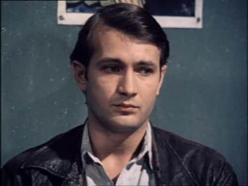 Андрей Градов в молодости