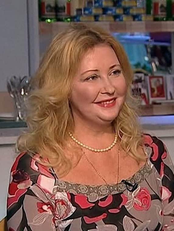 Светлана Леонидовна Рябова