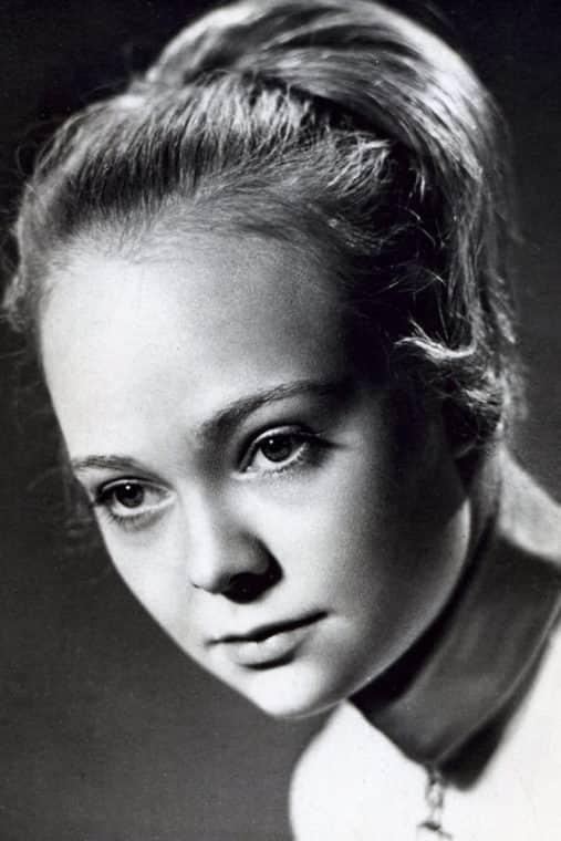 Наталья Белохвостикова в юности